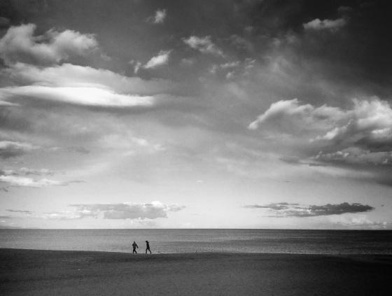 Zwart wit fotografie bewerking